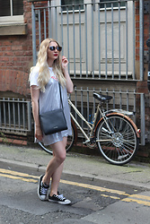 Laura Rogan - Urban Outfitters Dress, Calvin Klein Bag - Ya Blew It