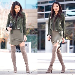 Stylemylinh -  - Shades of Green