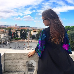 Karolina Terchiieva - T.Fashion Cardigan - Its all about the cardigan and the view!