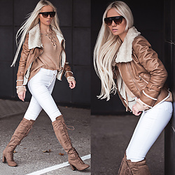 Oksana Orehhova - Online Avenue Boots - COLD PROOF