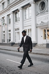 STEVEN ONOJA - Vintage Suits - A visit to Atlanta, GA