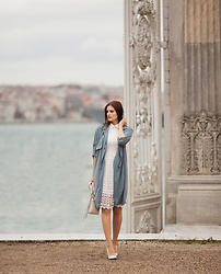 Viktoriya Sener - Chic Wish Duster Coat, Chic Wish Dress - RAINY MOOD