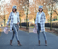 Daisyline . - Kiomi Shoes, Zara Bag, Mosquito Coat - Casual fall look / www.daisyline.pl