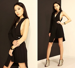 Aibina Yeshkeyeva - Nbd Lbd - TWO SIDES OF THE DRESS