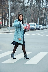 Vasilisa -  - Winter in city