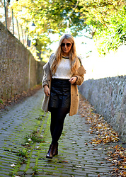 Louise Francesca -  - Knits and Leather