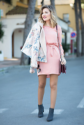 Helena Cueva - Buylevard Pink Dress - Happy Birthday