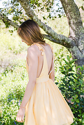 Alyssa Casares - Alyssa Nicole The Jane Dress - Summertime
