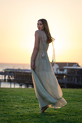 Alyssa Casares - Alyssa Nicole The Lily Gown - Redondo Beach