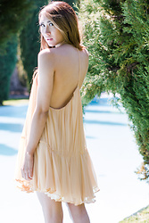 Alyssa Casares - Alyssa Nicole The Sophia Dress - Summer Glow