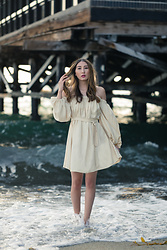 Alyssa Casares - Alyssa Nicole The Hannah Dress - Redondo Beach Pier