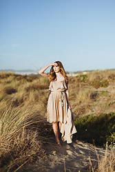 Alyssa Casares - Alyssa Nicole The Emma Dress - Ethereal Girl