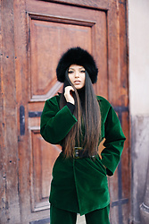 Kristina Zavarski -  - Winter Look