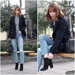 Anastasiia G -  - HOW TO MASTER THE OFF-DUTY LOOK