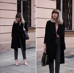 Martyna Lupa - Zara, Zara, Bershka - Spring is for new things