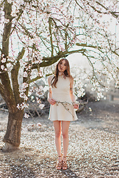 Alyssa Casares - Alyssa Nicole The Kayleigh Dress - Beyond The Blossoms