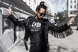 Guess What - Zara, H&M - ACDC WINGS