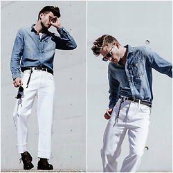 Stilysto By Andrzej S. -  - THIS IS DENIM