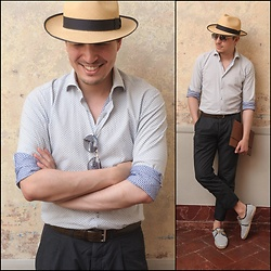 Carlo vd Broeck -  - Daily Outfit: May 27