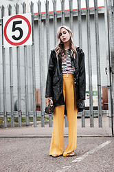 Daniella Robins - Weekday Coat - Today's Look: Keeping Things Colourful