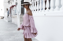 Guess What - Sowastore, C&A - PINK DRESS