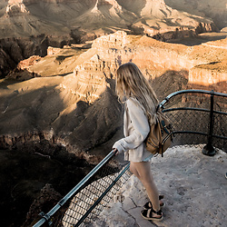 TIPHAINE MARIE - Backpack, Sandals, For More - Grand Canyon