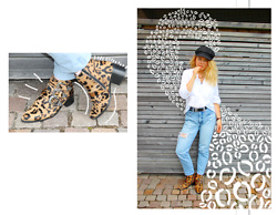 Caro Pia - Asos Leo Shoes, Asos Black Belt, Zalando Hat - Leo