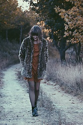 Lootsin Loots - Zaful Coat, Shein Dress, Zaful Shoes - Into the wild