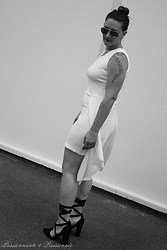 P&P Nororre - Babou Robe, Steve Madden Shoes - White dress