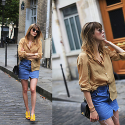 Marie Gm instagram @intoyourcloset -  - SUMMER IN PARIS