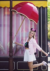 Vanessa ♡ - H&M - One day in disneyland