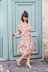 Nikita Wong - Magali Pascal Floaty Dress - Parisian Doors