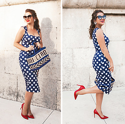 Vita K. - Asos Dress, Nannacay Bag, Dolce & Gabbana Shoes - Ciao!