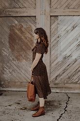 Tonya S. - Timberland Somers Boot, Timberland Cascade Falls Tote - #ModernTrail with Timberland