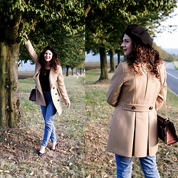 The S Signature -  - Autumn Vibes with Burberry Coat