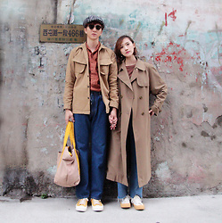 Pb Wu -  - Couple ootd