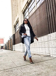 Shanell Holland - Forever 21 Jacket, Charlotte Russe Jeans - Classics.