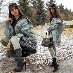 Emira Bugerra -  - Mint look