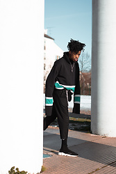 Sebjin - Cud Paris Hockey Jersey, Balenciaga Trainer Speed - Hide & Seek