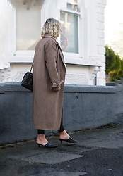 Joanne Christina Lewis - River Island Trench Coat - THE BEST TRENCH COATS