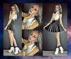 Lena Rawk -  - Galaxy School Chic