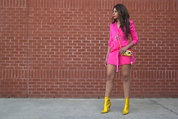 """Slim"" Shay D - Off White Belt, Jeffrey Campbell Shoes Boots - Spring Revival + Off-White"