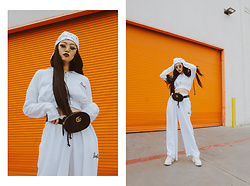Anni Peng - Missguided, Gucci - Gucci Barbie