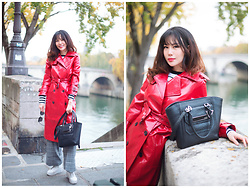 FromAmandaWithLove -  - Waterproof winter coat for rainy day
