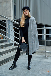 Marta Caban - Chloé Bag, Zaful Coat - CHECKED