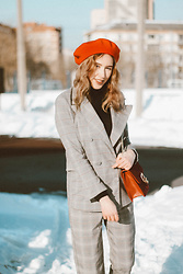 JANINA ERMOLAEVA - Shein Jacket - Is it still winter?