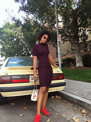 Marquise C Brown -  - What to Wear on a Day Date