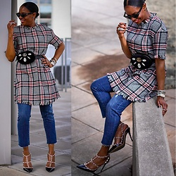 Monica Awe-Etuk -  - TWEED PLEASE! HOW TO REVAMP YOUR TWEED ITEMS
