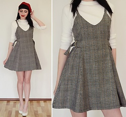 Kary Read♥ - Top, Dress - Zaful♥Dress
