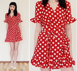 Kary Read♥ - Dress - Polka Dot♥
